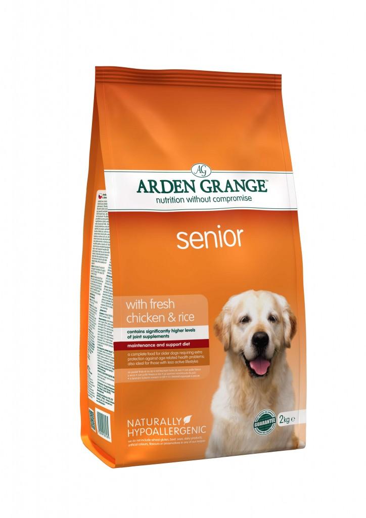 11  _ Arden Grange_ Senior 2kg