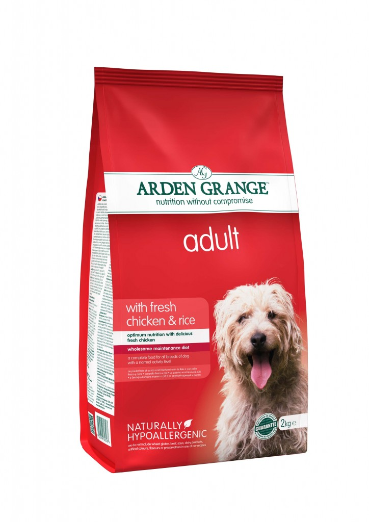 4  _ Arden Grange_ Adult Chicken & Rice 2kg