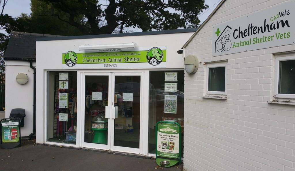 Cheltenham Animal Sheter Reception