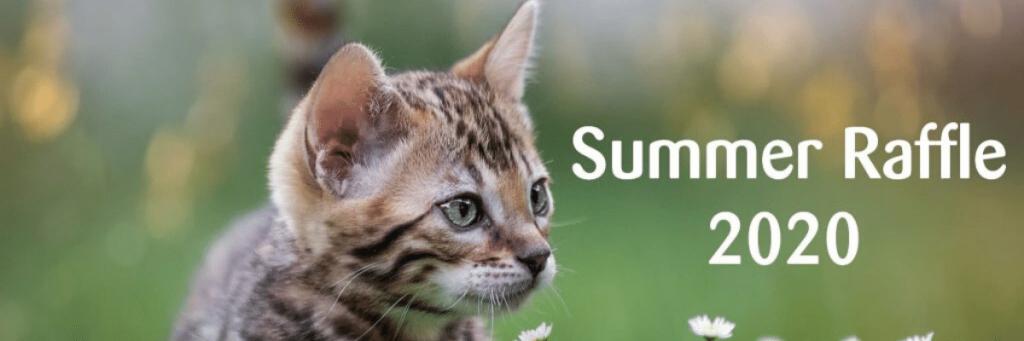 Cheltenham Animal Shelter Summer Raffle 2020
